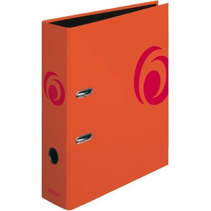 herlitz Ordner maX.file Fresh Colour, A4, orange
