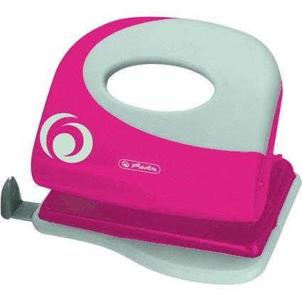 "herlitz Bürolocher Color-Blocking ""Cool Pink"", pink"