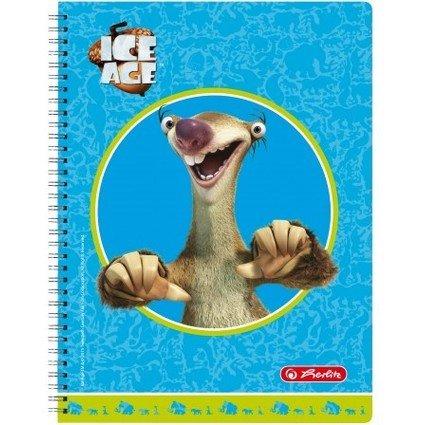 herlitz Collegeblock Ice Age Sid, DIN A4