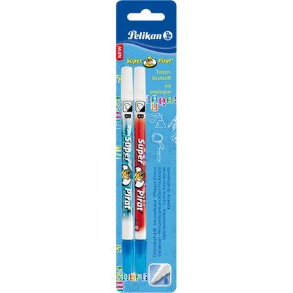 Pelikan Tintenlöscher Super Pirat 850B, breit, Blisterkarte