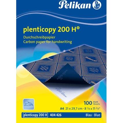 Pelikan Durchschreibpapier plenticopy 200, DIN A4, 100 Blatt