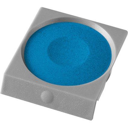 Pelikan Ersatz-Deckfarben 735K, cyanblau (Nr. 128)