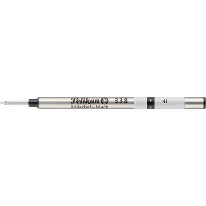 Pelikan Tintenroller-Minen 338, Stärke: F, schwarz