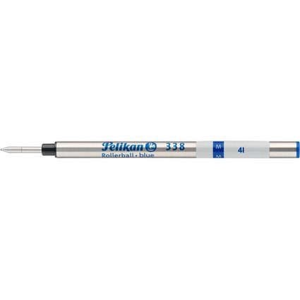 Pelikan Tintenroller-Minen 338, Stärke: M, blau