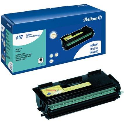 Pelikan Toner 1147 ersetzt brother TN-7600, schwarz