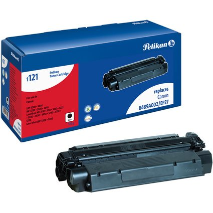 Pelikan Toner 1121 ersetzt Canon EP-27/8489A002, schwarz
