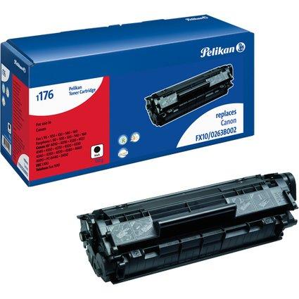 Pelikan Toner 1176 ersetzt Canon FX-10/0263B002, schwarz