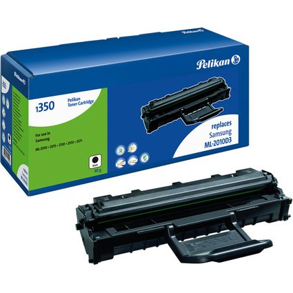 Pelikan Toner 1350 ersetzt SAMSUNG ML-2010D3, schwarz