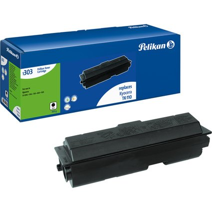 Pelikan Toner 1303 ersetzt KYOCERA/mita TK-110, schwarz