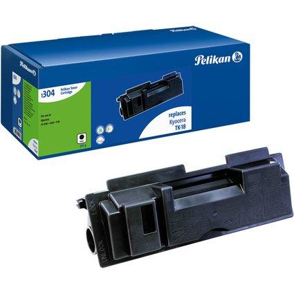 Pelikan Toner 1304 ersetzt KYOCERA/mita TK-18, schwarz