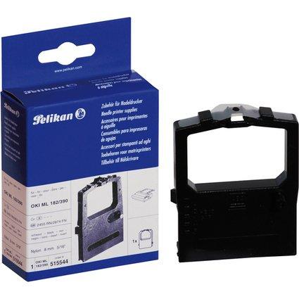 Pelikan Farbband für OKI ML 390, Nylon HD, schwarz