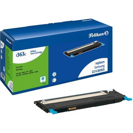 Pelikan Toner 1363 ersetzt SAMSUNG CLT-C4092S, cyan
