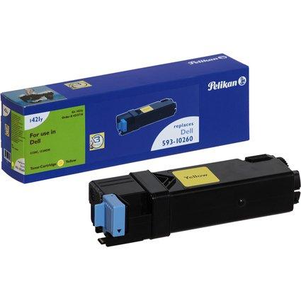 Pelikan Toner 1421y ersetzt Dell 593-10260, gelb