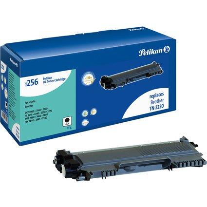 Pelikan Toner 1256 ersetzt brother TN-2220, schwarz