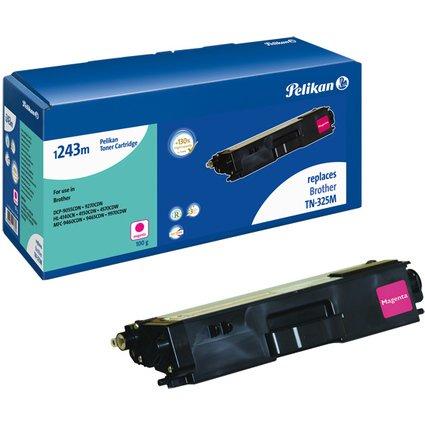 Pelikan Toner 1243m ersetzt brother TN-325M, magenta