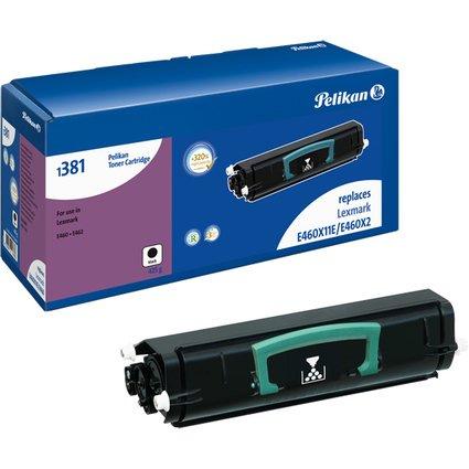 Pelikan Toner 1381 ersetzt LEXMARK E460X11E/E460X21E, s