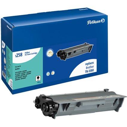 Pelikan Toner 1258 ersetzt brother TN-3380, schwarz HC