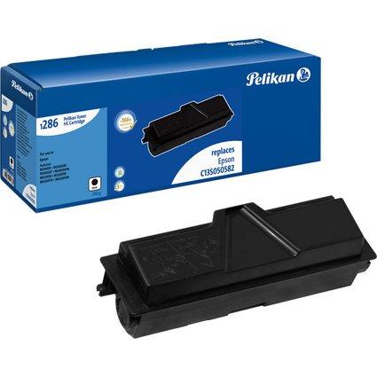 Pelikan Toner 4222831 ersetzt EPSON C13S050582, schwarz