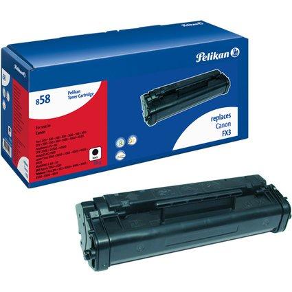 Pelikan Toner 858 ersetzt Canon FX-3/1557A003, schwarz