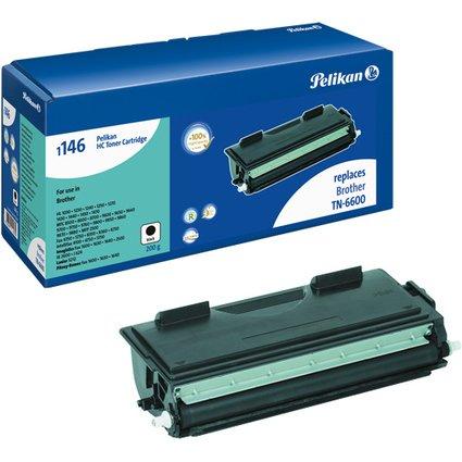 Pelikan Toner 1146 ersetzt brother TN-6600, schwarz