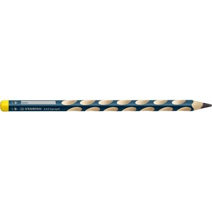 STABILO Bleistift EASYgraph, dreikant, Härtegrad: HB