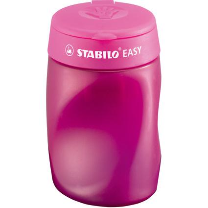 STABILO Spitzdose EASYsharpener, für Rechtshänder, pink