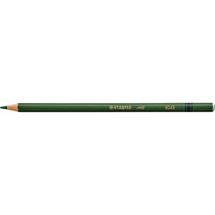 STABILO Buntstift/Graphitstift All, sechseckig, grün