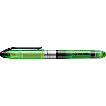 STABILO Textmarker NAVIGATOR, grün