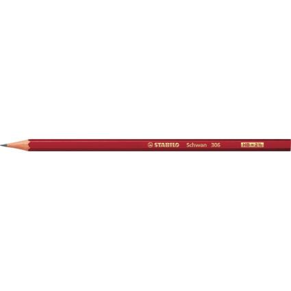 STABILO Bleistift Schwan, sechseckig, Härtegrad: HB
