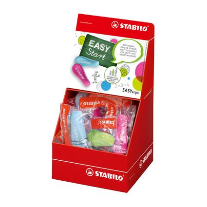 STABILO Radierer EASYergo 3.15, 20er Karton-Display