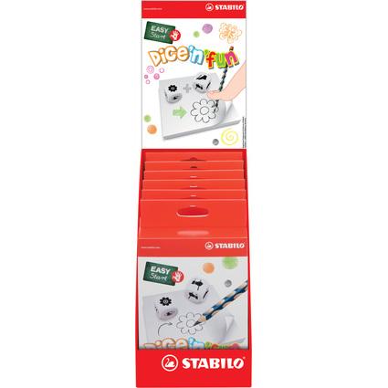"""STABILO Feinmotorik-Spiel EASY Start dice""""n""""fun"""