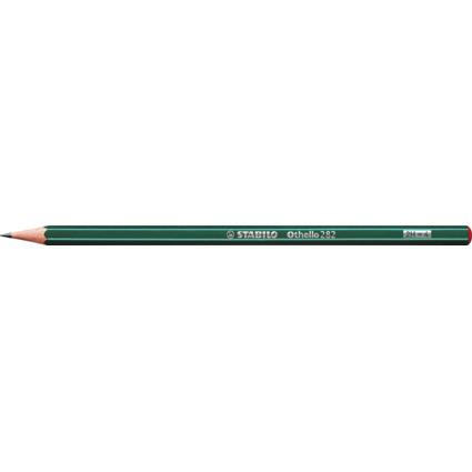 STABILO Bleistift Othello, sechseckig, Härtegrad: 2H