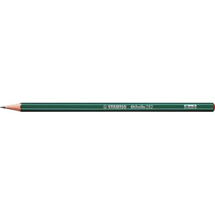STABILO Bleistift Othello, sechseckig, Härtegrad: B