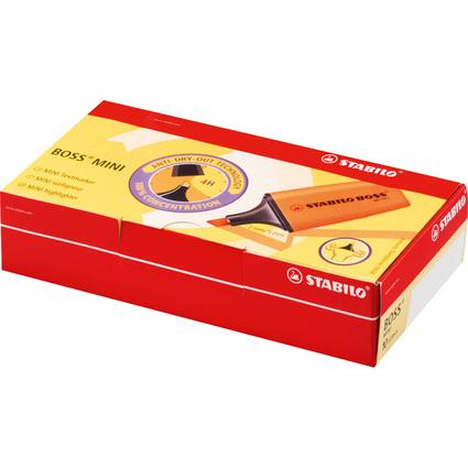 STABILO Textmarker BOSS MINI, orange