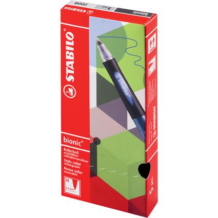 STABILO Tintenroller bionic, grün
