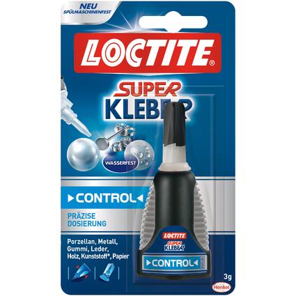 LOCTITE Superkleber Control 3 g Flasche