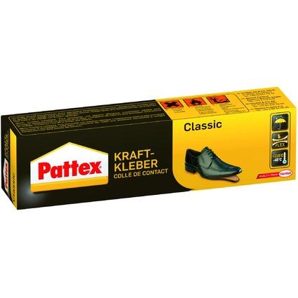 Pattex Kraftkleber Classic, lösemittelhaltig, 50 g Tube