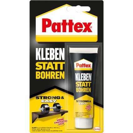 Pattex Kraftkleber Kleben statt Bohren, 50 g Standtube