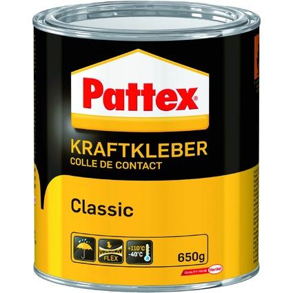 Pattex Kraftkleber Classic, lösemittelhaltig, 650 g Dose