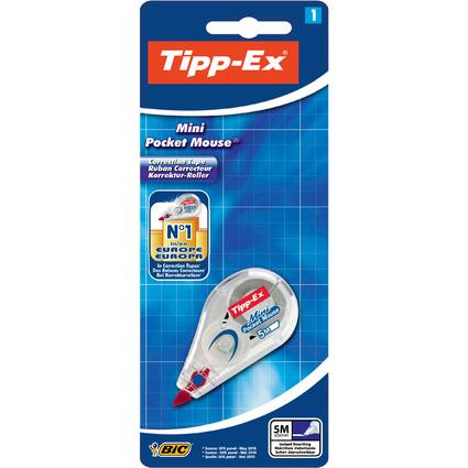 """Tipp-Ex Korrekturroller """"Mini Pocket Mouse"""", Blister"""