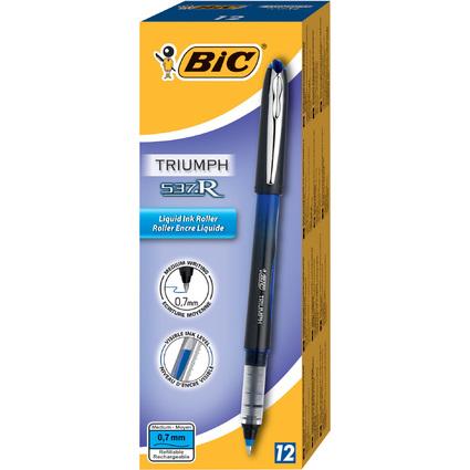 BIC Tintenroller Roller Glide Pro, blau, 0,3 mm