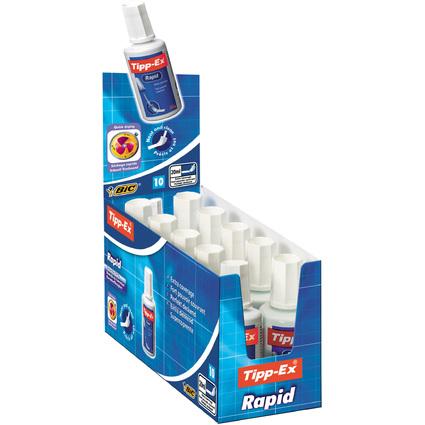 """Tipp-Ex Korrekturflüssigkeit """"Rapid"""", weiß, 25 ml"""