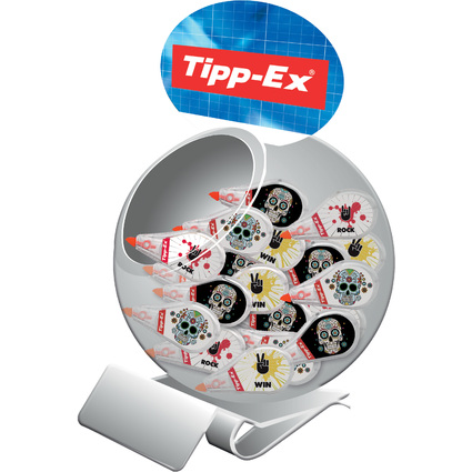 "Tipp-Ex Korrekturroller ""Mini Pocket Mouse Dekor"", Display"