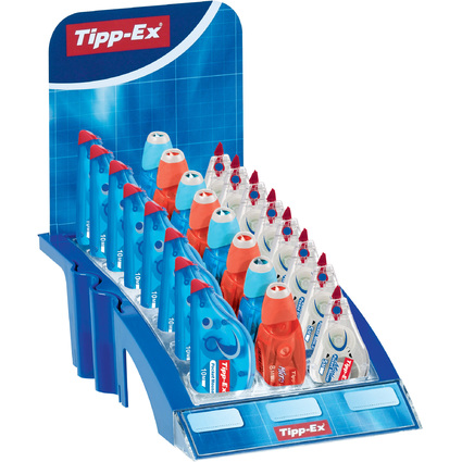 Tipp-Ex Modul 1, im Display