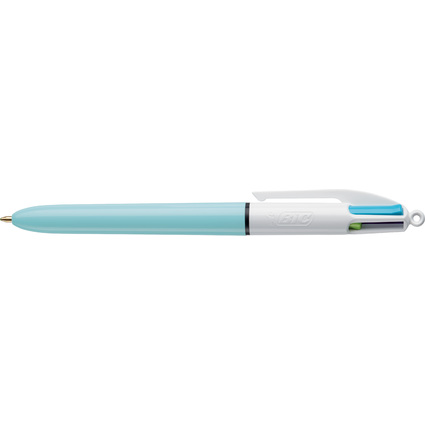 BIC Druckkugelschreiber 4 Colours Fun