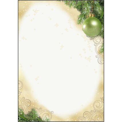 """sigel Weihnachts-Motiv-Papier """"Dreamtime"""", A4, 90 g/qm"""