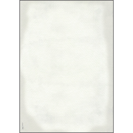 "sigel Design-Papier, DIN A4, 90 g/qm, Motiv ""Menü neutral"""