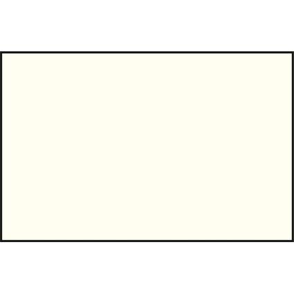 sigel Visitenkarten 3C, 85 x 55 mm, Pastell vanille