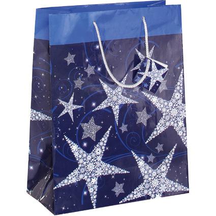 """sigel Weihnachts-Geschenktüte """"Shining Stars"""""""