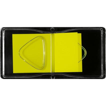 """sigel Haftstreifen """"Z-Marker"""" Neon, 25 x 45 mm, neon-gelb"""